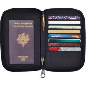 Pacsafe Daysafe Pochette pour passeport Femme, black